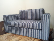Lake District reupholstery of a sofa bed in Ulverston