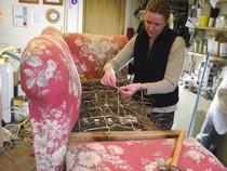 Sofa Restoration in Ulverston